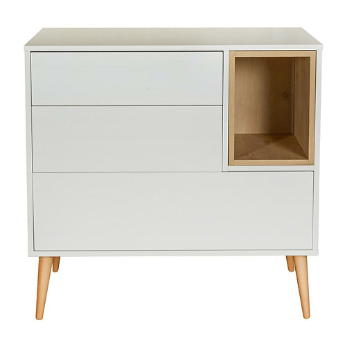 Cocoon (Ice white) Commode / à langer