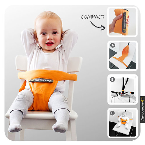 Mini chair - L'assise universelle pour enfants