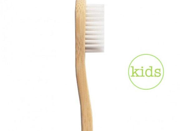Brosse à dents enfant 100% bambou