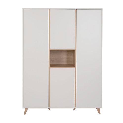 Loft (White) Armoire 4 portes