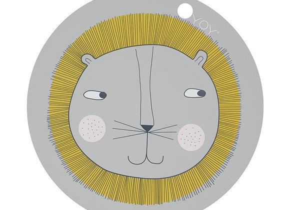 (07) Set de table Lion