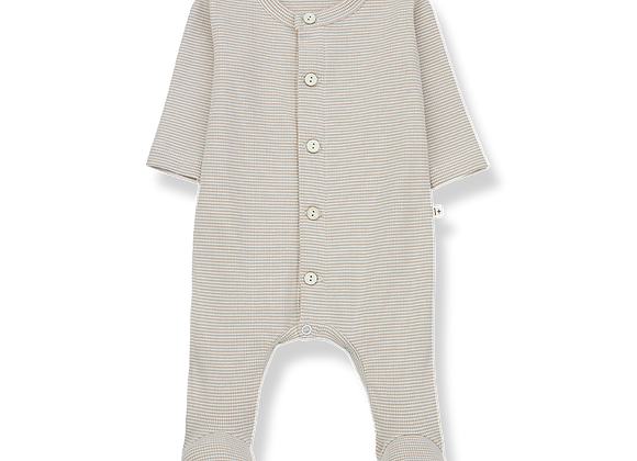 (06) Grenouillère DELPHINE beige