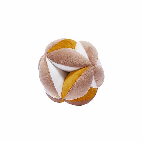 Balle Montessori (nougat/moutarde)