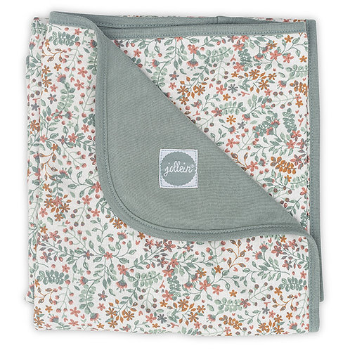 Couverture jersey Bloom