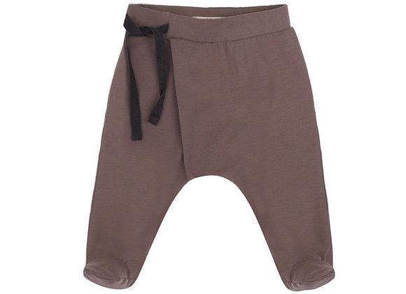 Pantalon Harem (prune)