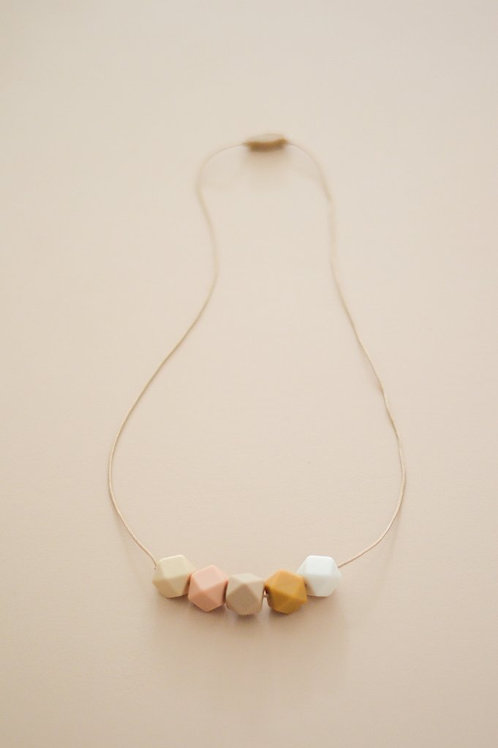 "Collier ""Minimaliste Easy Peasy"""
