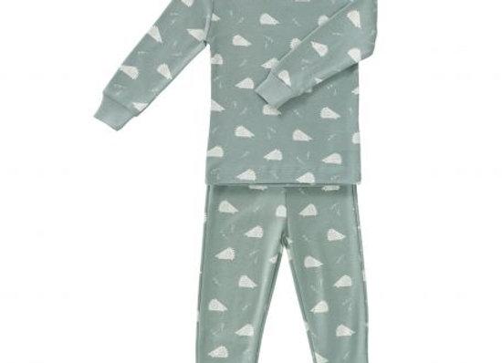 Pyjama 2 pièces sans pied