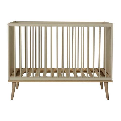 Flow (Argile et Oak) Lit bébé 120*60cm