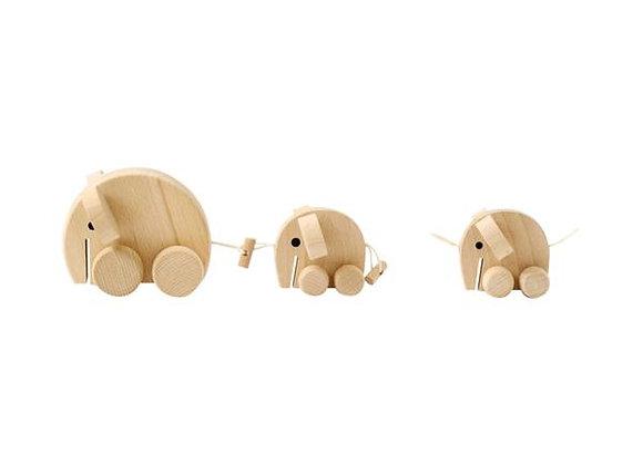 Mabel - Le trio éléphants