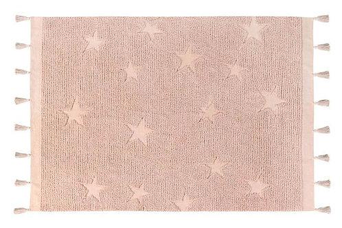 Tapis Hippy Stars (vintage nude)*
