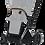Thumbnail: Cybex Priam châssis (chrome/détails marrons)