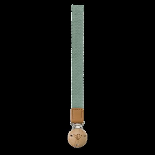 Attache-tétines (forest green)