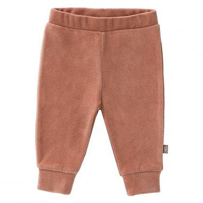 Pantalon sans pied velours