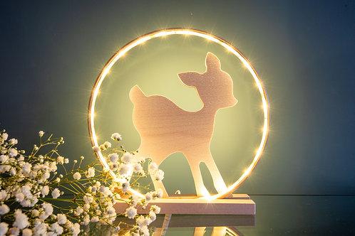 Lampe LED Faon
