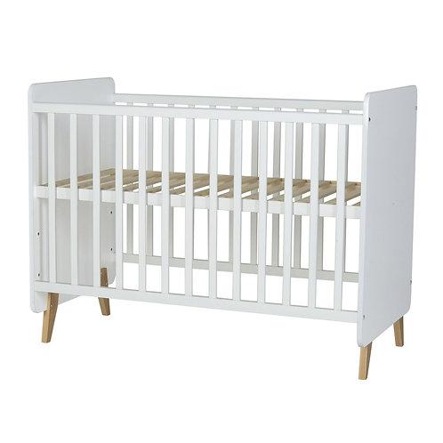 Loft (White) Lit bébé 120*60cm