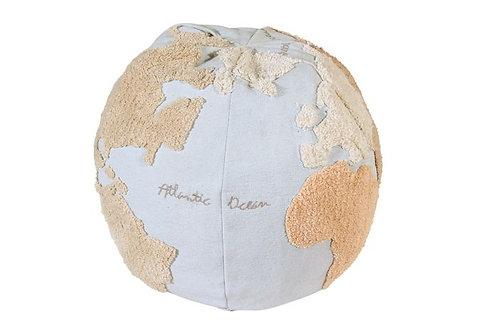 Pouf World Map*