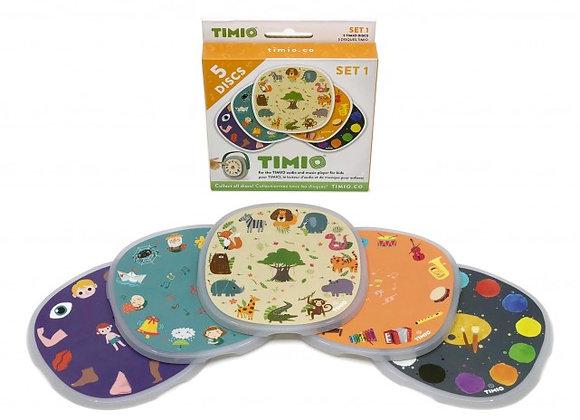 TIMIO : Set de discs 1