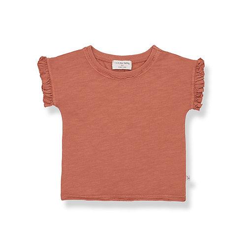 T-shirt / Haut MIREIA (roibos/rouille)