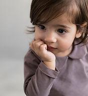 Lifesetyle-image-Baby-collar-tee-Heather