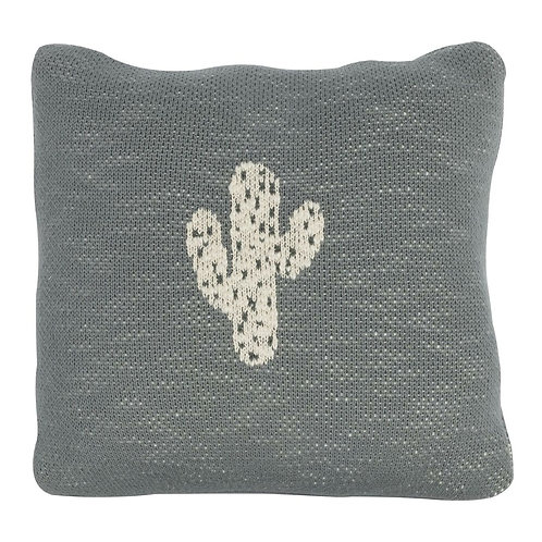 Coussin tricot Cactus (S)