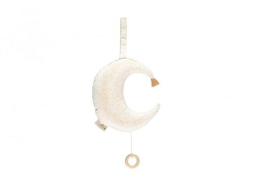 (10) Magic Moon musical hanging cushion