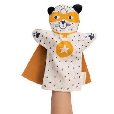 (05) Tiger puppet