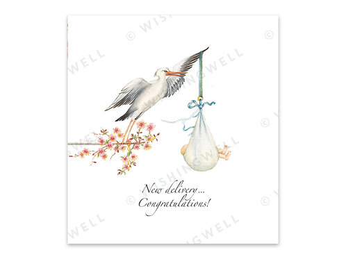 "Carte ""Congratulations"" (+enveloppe)"