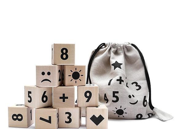 Cubes chiffres