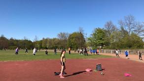 Kaum ist die Bundesnotbremse aufgehoben, geht der Trainingsbetrieb beim TSV Nieder-Ramstadt e.V. los