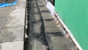 Endlich fertig: Die Sanierung im Außeneingangsbereich vom Chausseehaus