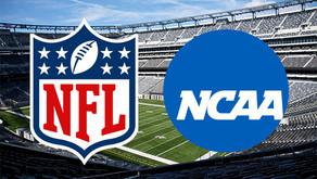 NFL, NCAA Reducing Practice Contact