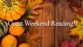 Great Weekend Reading!!