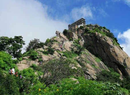 Moonlight Trek to Mystic Parvathamalai