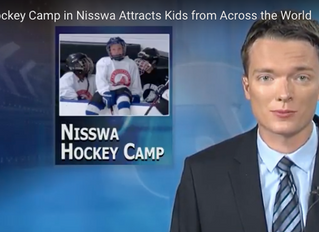 Minnesota Hockey Camps featured on Local News