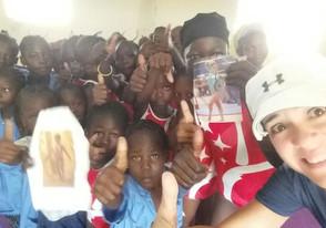 La Gimnasia Artística llega a Chad