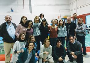 Élian Périz nos acompañó en la Escuela de Padres del mes de febrero