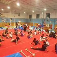 Concentración GAM oct'19 en las instalaciones de Majadahonda