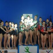 2º puesto obtenido en la Mallorca Gym Cup