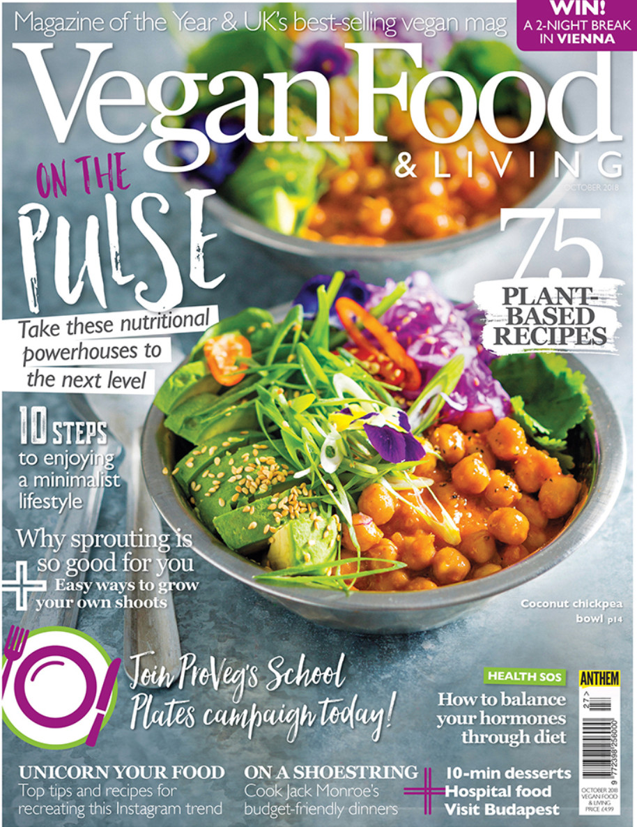 Vegan Food Living Magazine