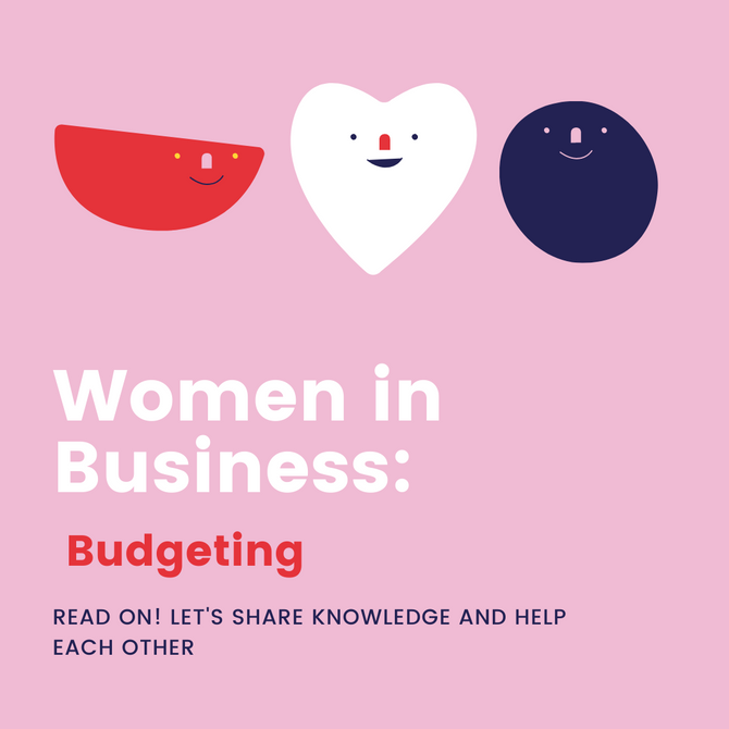 Women in Business: Budgeting