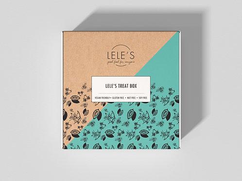 LELE'S Veganuary Brownie Box - Gluten Free