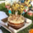 Carrot Cake Leles