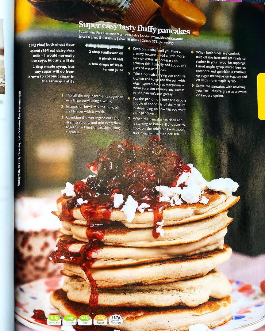 Vegan Food & Living Magazine