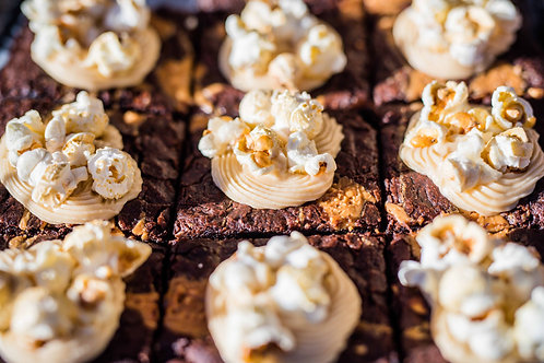 LELE'S Brownie Box - Gluten Free - 6 Portions