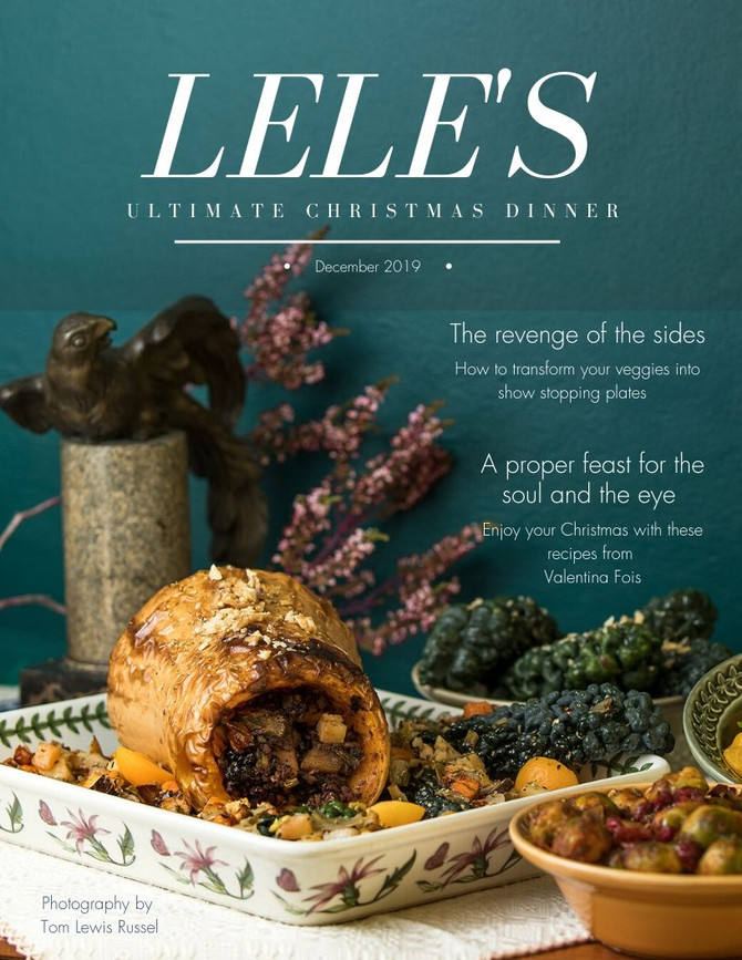 "Download for free our e-book: ""Christmas Feast Cookbook"""