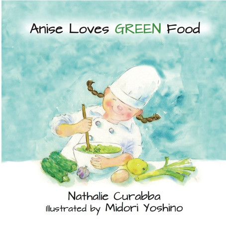 Anise Loves Green Food
