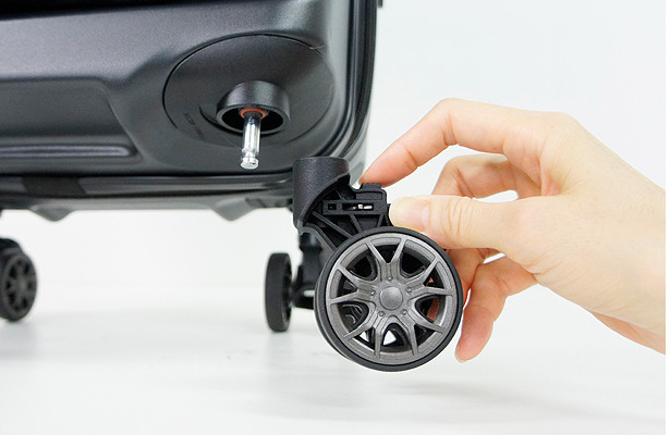 DETACHABLE WHEEL