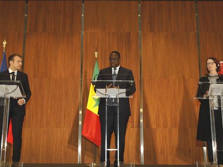 Global Partnership for Education Financing Summit, Dakar, February 2018