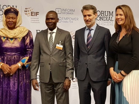 Trade as a Catalyst for Development: Global Forum for Inclusive Trade