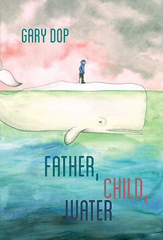 Father, Child, Water poetry book